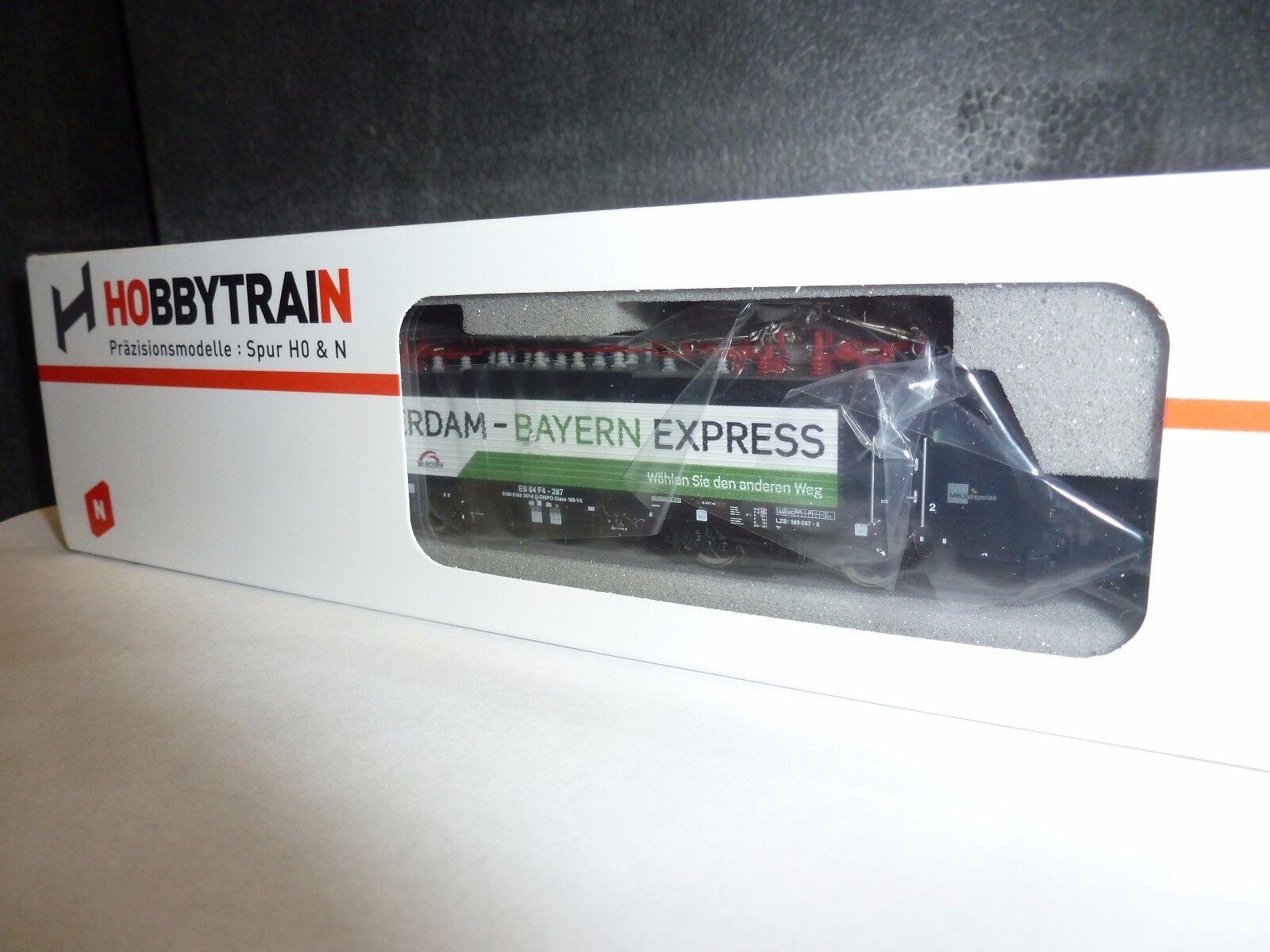 Lemke Hobbytrain H2924 H2924 H2924 E-Lok BR189 MRCE Ro.-Bay.-Express Ep.VI 9d85c9