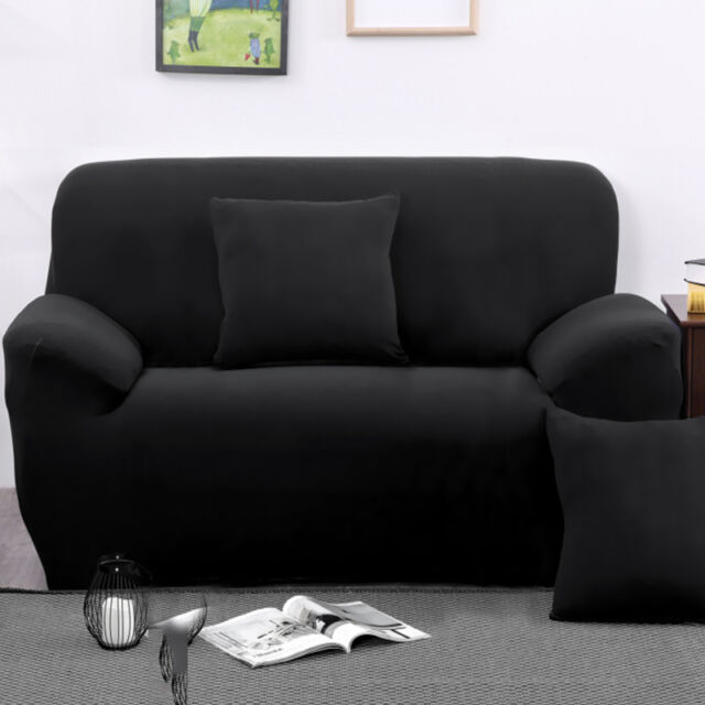 Incredible Living Room Sofa Cover 2 3 Seater Couch Stretch Slipcovers Non Slip Washable Pgs Bralicious Painted Fabric Chair Ideas Braliciousco