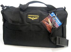 Image is loading JEPPESEN-STUDENT-PILOT-FLIGHT-BAG-or-BOOK-BAG- 03c108bd90a