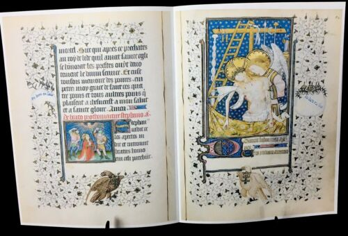 THE HOURS OF RENÉ OF ANJOU FACSIMILE 1435 AD