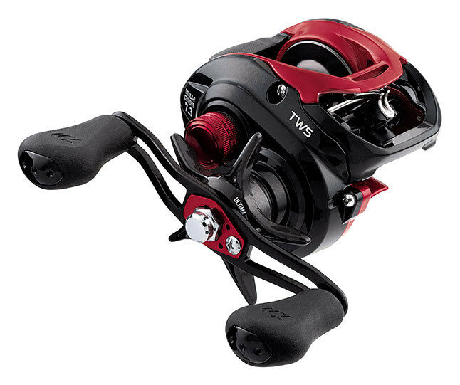 Daiwa Tatula CT TYPE R Baitcast Fishing Reel 100HS Right hand 7.3 1 TACT-R100HS