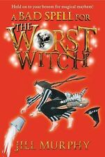 A Bad Spell for the Worst Witch-ExLibrary