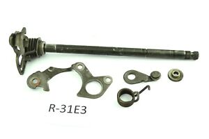 Yamaha-TDM-850-4TX-Bj-1998-Schaltwelle-Schaltung