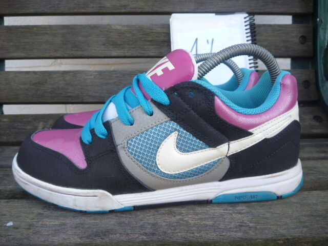 NIKE AIR TWILIGHT SIZE TRAINERS PINK Casual wild