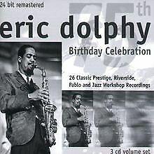 Birthday Celebration 75th von Eric Dolphy   CD   Zustand sehr gut