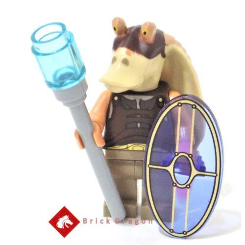 Lego star wars GUNGAN WARRIOR figurine from set 75086