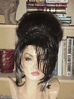Empress Bianca Wigs Drag Queen Long Sassy Black White