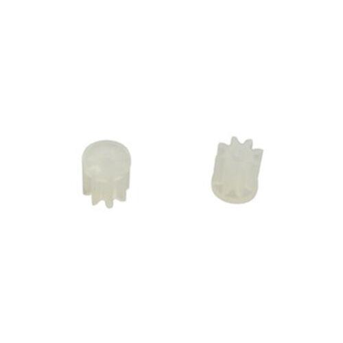 5Pcs Plastic Motor Gears for  E58 S168 JY019 Radio Control Drone DIY