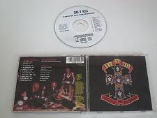 GUNS N´ ROSES/APPETITE FOR DESTRUCTION(GEFFEN 924 148-2) CD ALBUM