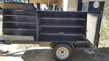 48 Grill Master Mobile Bbq Smoker Trailer Food Truck Vending Concession Street