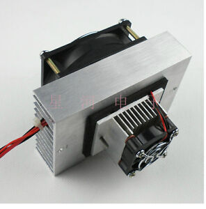Details about DC12V Semiconductor Peltier Refrigeration Cooling System Kit  Pet Air Conditioner