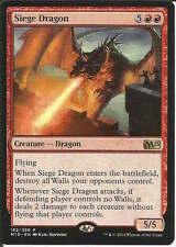 Burning Anger FOIL Magic 2015 M15 NM Red Rare MAGIC GATHERING CARD ABUGames