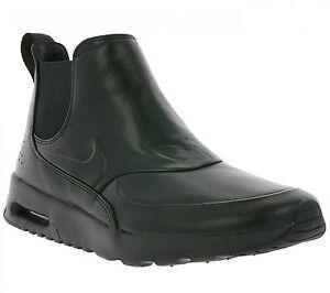 Nike NikeLab Air Max Thea MID Pinnacle Boots 861659-001 Black