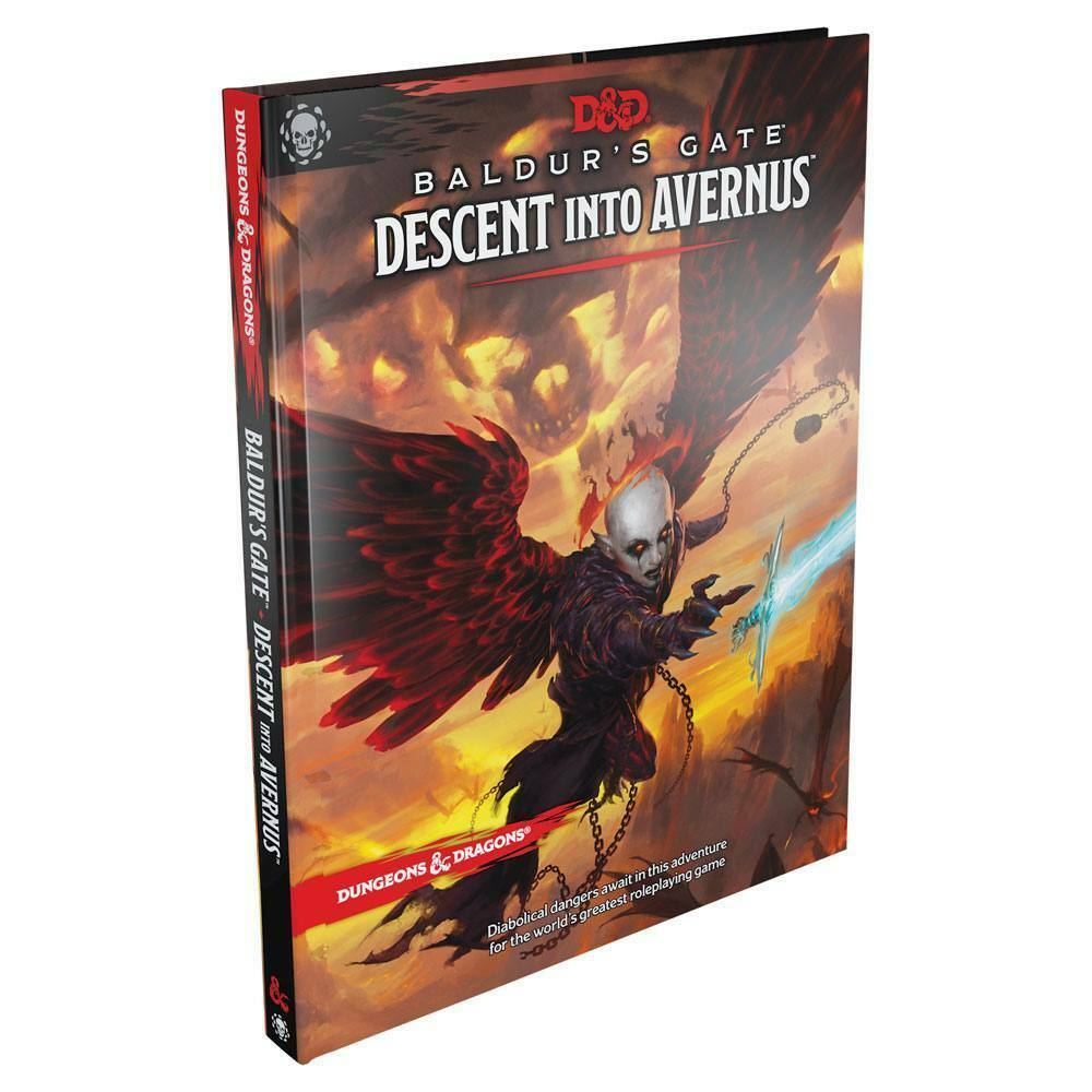 Dungeons & Dragons Adventure Baldur's Gate  Descent Into Avernus (62980000)