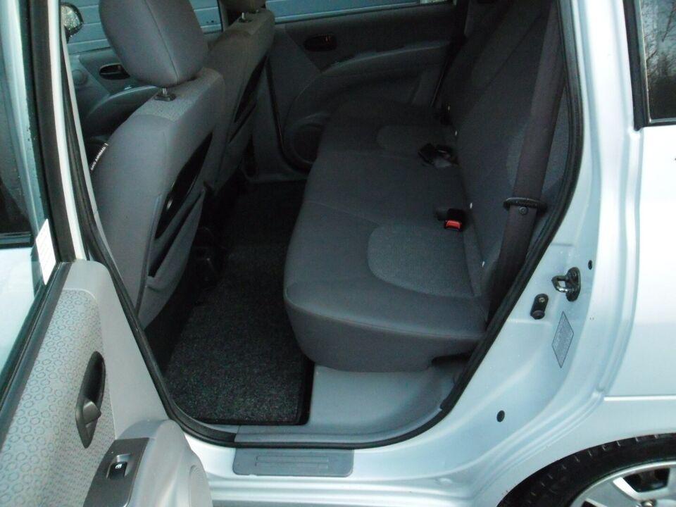 Hyundai Matrix 1,6 GL Benzin modelår 2004 km 342000