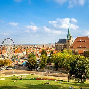 Erfurt Turingia breve vacanza 3-4 giorni 2p @ Good Morning Hotel + colazione buffet