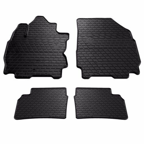 2005-2013 Qualität Original Gummi Fußmatten für Nissan Note Bj