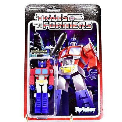 Super 7 transformateurs RéAction Action Figure W2 Autobot Decepticon-Shockwave