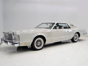 Immaculate 1977 Lincoln Mark V Cartier Edition - Mint