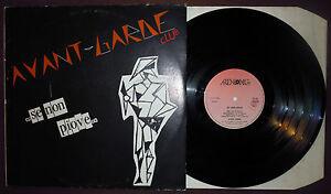 LP-AVANT-GARDE-CLUB-Se-non-piove-Arexong-86-Italo-new-wave-electro-RARE-M