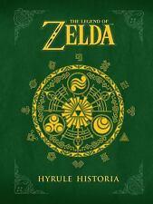 The Legend of Zelda : Hyrule Historia by Shigeru Miyamoto and Eiji Aonuma...