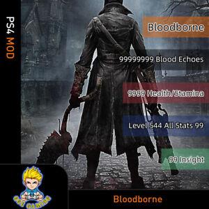 Bloodborne-PS4-Mod-Max-Blood-Echoes-Insight-Health-Stamina-Level-Stamina