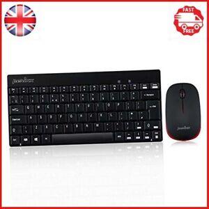Perixx-PERIDUO-712-Wireless-Mini-Keyboard-and-Mouse-Combo-AES-128-Bit-Black