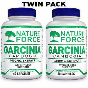 Garcinia cambogia pure extract 1600mg