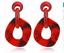 Acrylic-Geometric-Earrings-Statement-Charm-Dangle-Vintage-Punk-Earrings-For-Girl thumbnail 67