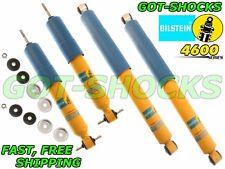 BILSTEIN 24-196260/24-196277 FRONT/REAR 4600 SERIES SHOCKS 98-11 FORD RANGER 2WD