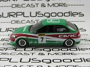 Johnny-Lightning-1-64-LOOSE-Collectible-Rally-Race-2000-HONDA-CIVIC-Hatchback-7