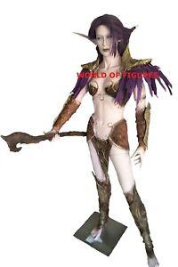 WOW-Warcraft-Nacht Elfe * 1:1 Full-Life-Size Figur/Statue * auch Mist-OXMOX