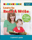Learn to Read & Write: A Parent's Guide by Lucy Marcovitch (Paperback, 2012)