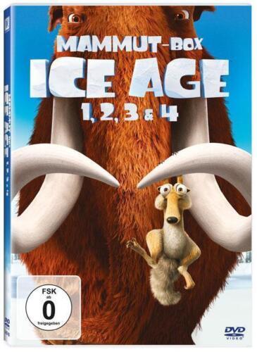1 von 1 - Ice Age 1-4 (Box-Set) (2012)