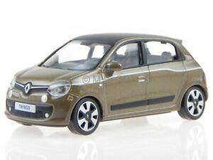 Renault-Twingo-2014-Cappuccino-browne-modelcar-517415-Norev-1-43