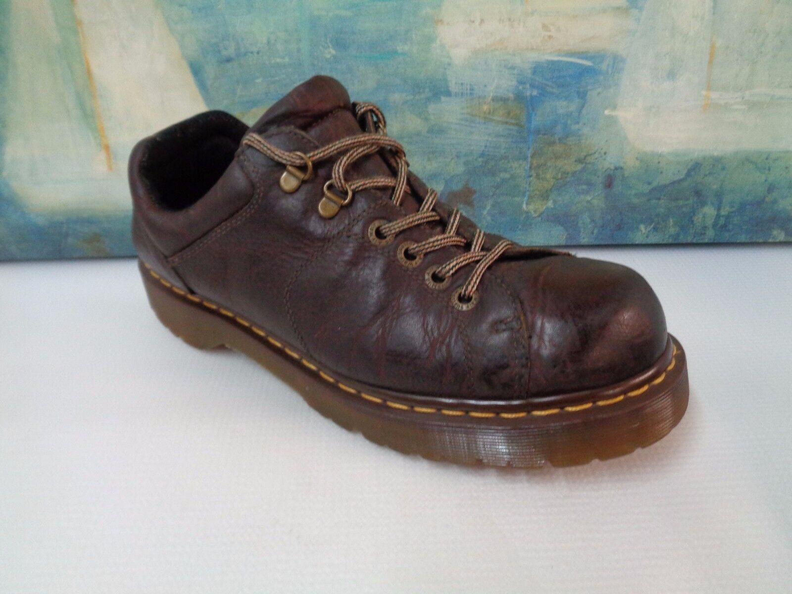 Dr. Marten's Brown shoes 10940 Air Wait Bouncing Soles Men sz  US 12