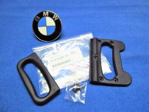 BMW e39 5er Touring Griff NEU Laderaumabdeckung Kofferraum Rollo Handle Trunk
