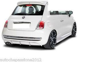 Spoiler-sotto-paraurti-posteriore-per-FIAT-500-no-Abarth-SS-esseesse
