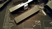 Master Deluxe Sight Drift Punch Tool For Glock, Colt 1911, Dovetail Sight Pusher