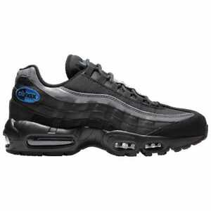 sale retailer e5d4b 50432 Image is loading Nike-Air-Max-95-Black-Black-Anthracite-Game-