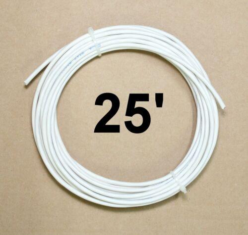 Nuevo Belden 82723 877 Nat 2 par 22 AWG Cable de comunicación 25 Pies Blanco