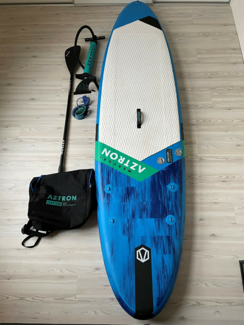 Surfsæt, Aztron Mercury Allround SUP Board, str. 10