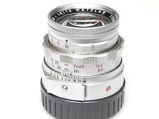 Leica Summicron 50mm F2 Silver f. Leica M