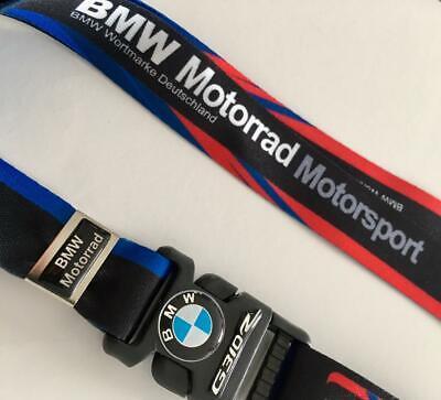 Keychain from Neck BMW Motorrad Lanyard