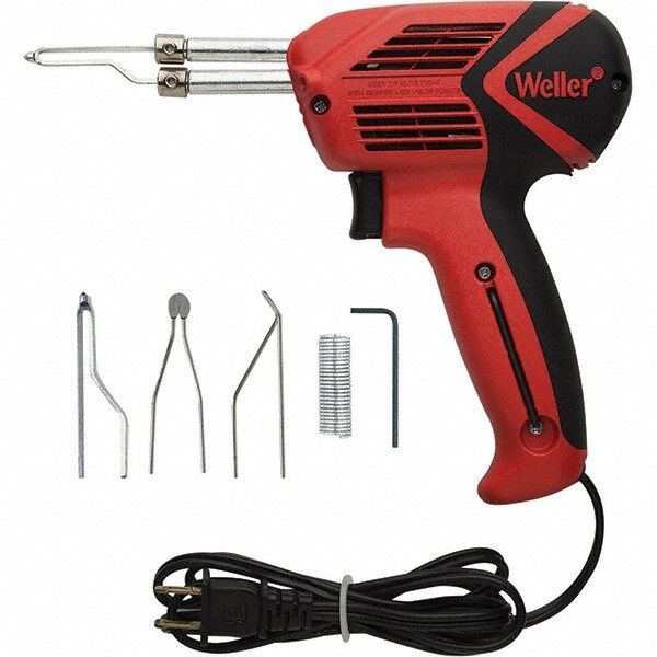 vendita outlet Weller 9400PKS 120V Dual Heat Heat Heat 140 100W Universal Soldering Gun Kit - WEL9400PKS  sconto di vendita