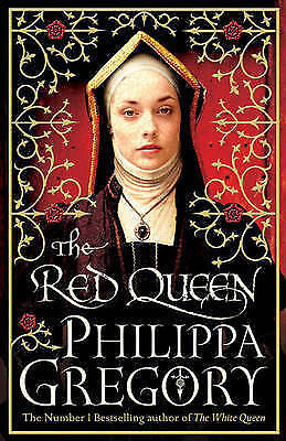 """""""The Red Queen"""" by Philippa Gregory (Hardcover, 2010)"""