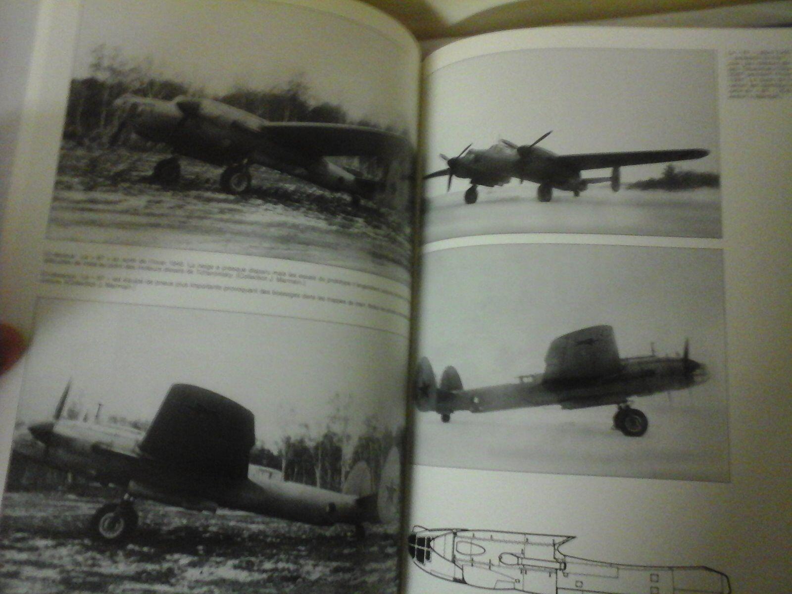 LE TOUPOLEV 10 TU-2 6 8 10 TOUPOLEV 12 & ProssoYPES HISTORIQUE -BY H. LEONARD- HEIMDAL PUBLISH 8e43b8