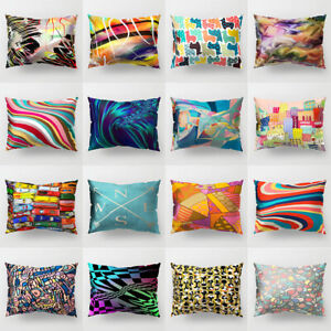 Am-KF-ALS-Colorful-Geometric-Throw-Pillow-Case-Cushion-Cover-Sofa-Bed-Car-Hom