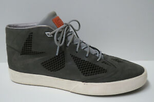 the best attitude 72c81 3e762 Image is loading NIKE-LEBRON-X-NSW-LIFESTYLE-Mens-10-NRG-