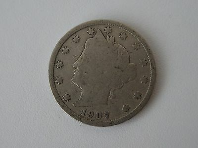 ☆Liberty Head V Nickel ☆ 5 Cent US Coin Dollar ☆ From Estate Sale Lot 1883-1912☆